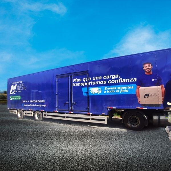 1 vehiculos de transporte de carga de machupicchu cargo