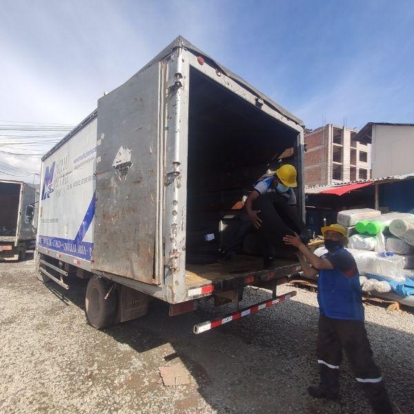 8 servicio de transporte de carga imagenes