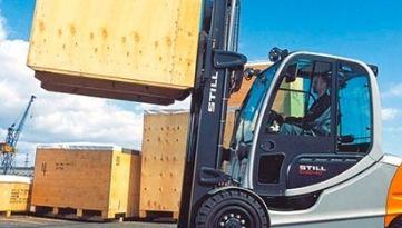 Transporte de maquinaria y carga en general en La Molina