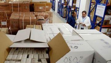 Transporte de productos farmacéuticos y dispositivos médicos en La Molina
